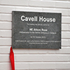 Cavell House Plaque